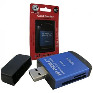 XP ALL IN ONE CARD READER 660